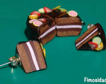 Pending cake Chocolate