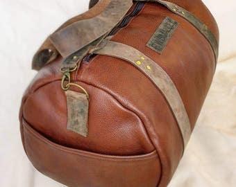 Custom made to order Duffle bag