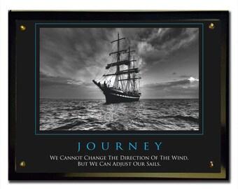 Journey (Sails) Plaque