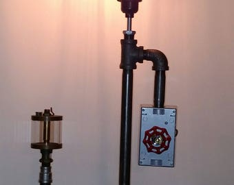 20% Off Steampunk Lamp