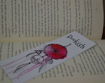 Bookish Dream Catcher