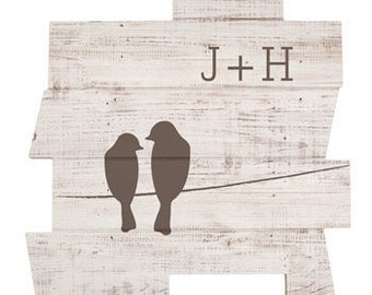 Birds With Initials