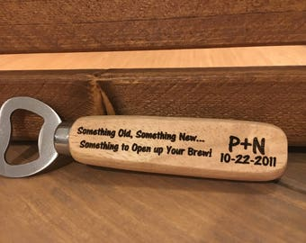 Personalized Wedding Favors, Rustic Wedding Favors, Custom Bottle Openers, Farmhouse wedding favors, Bulk Wedding Favors