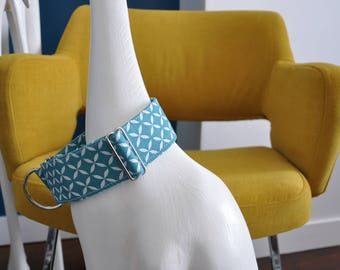 Collar adjustable martingale dog, Greyhound, galgo whippet, greyhound, podenco, lurcher, saluki