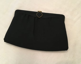 After Five Black Evening Bag
