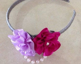 beautiful headband for all occasions,girl hair band,flawer hairband,girl hair accessories,toddler accessorie