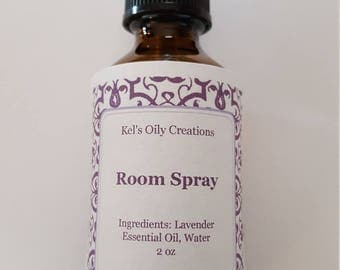 All Natural, Chemical Free, Room Spray, Air Freshener, Air Purifier, Bathroom Spray, Bedroom Spray, Locker Spray, Gym Bag Spray