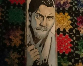 Obi Wan Kenobi bookmark