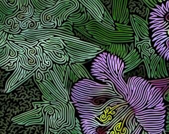 The Vernal Pool Monkeyflower
