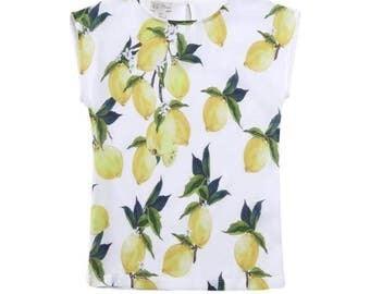 Lemon Drop Shirt