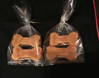 Grain Free Peanut Butter/Sweet Potato Bones