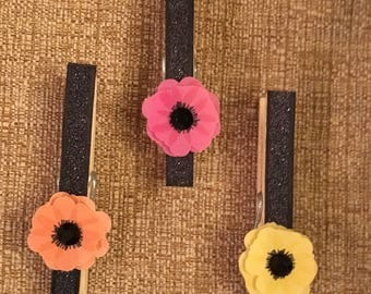 Floral Decorative Clothespins
