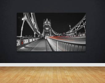 London Canvas, Tower Bridge Photo