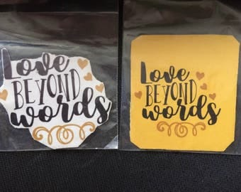 Magnets, Spiritual Magnets, Words of Encouragement Magnets