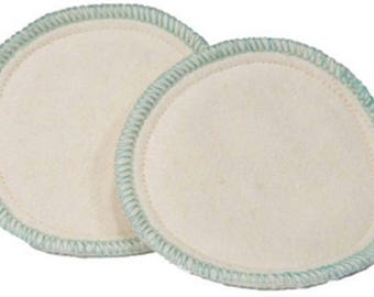 Hemp and Organic Cotton Blend Nursing Pads