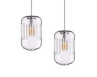 GIADA transparent - designer PENDANT LAMP