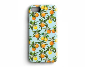Oranges and Lemons Phone Case for iPhone7, 7Plus, 6, 6Plus, Galaxy S6, S7