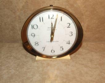 Westclox Big Ben Repeater Vintage Alarm Clock Made In Scotland