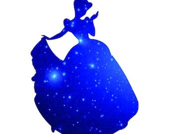 Cinderella Print, Disney Print, Fairytale, Princess, Disney Art
