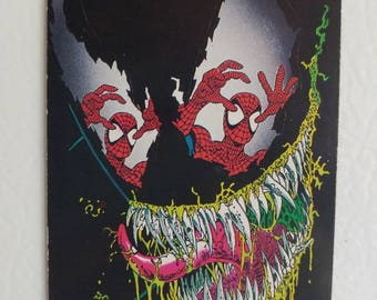 Amazing Spiderman #346 Venom magnet