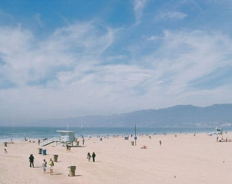 Santa Monica, California Photography Print