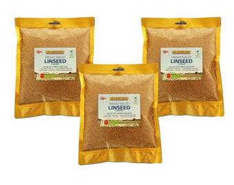Freshly Ground Linseed Meal (250g Bag x 3)
