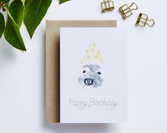 Greetings Card, Harvey Happy Birthday Card