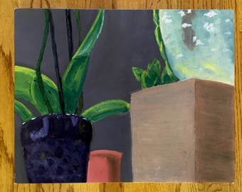 Plants- Painting