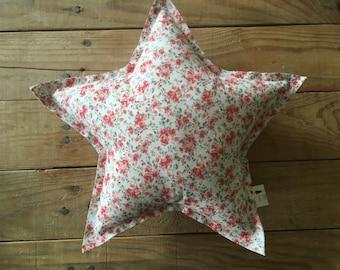 Liberty star cushion