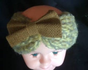 Child's Headband Newborn - 1 yr.