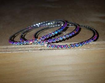 bling, bracelets, bangles