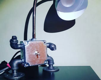 Robotic Lamp
