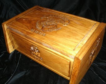 Hogwarts treasure box