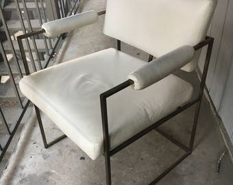 Vintage 1960s Dining/Accent Chair by Milo Baughman