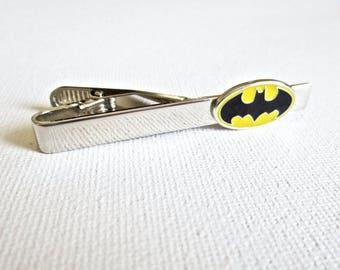Batman Superhero Tie Clip