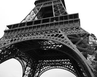 Romantic, Eiffel Tower,Paris, France, Printable Wall Art