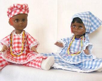 Santeria Dolls, Orisha Dolls.