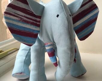 Elephant plushie