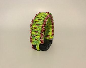 Cobra King Paracord Bracelet