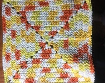 Crocheted Dishcloth/Washcloth