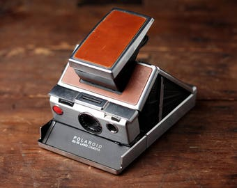 SX-70 // Vintage Polaroid Camera