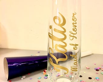 Stemless Champagne glass