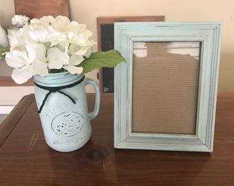 Shabby Chic Picture Frame Set