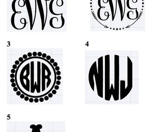 Available Vinyl   Monogram   Font   Glitter - DO NOT PURCHASE
