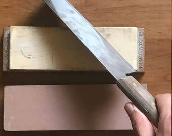 chef's cutting tool  and sharpening stones