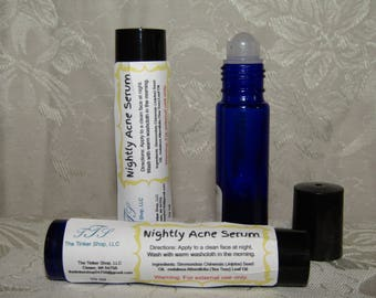 Nightly Acne Serum