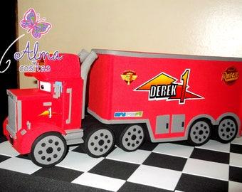 Mack trailer