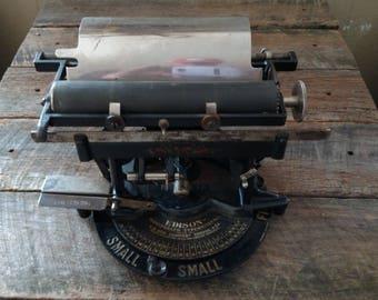 Edison Mimeograph Typewriter No.1