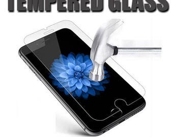 Screen Protector - Tempered Glass - Clear - Iphone 7