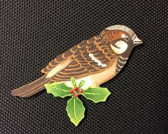 Chipping Sparrow songbird